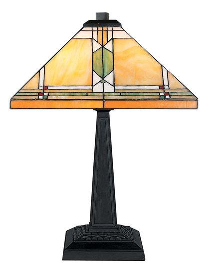 Tiffany vlinder lamp