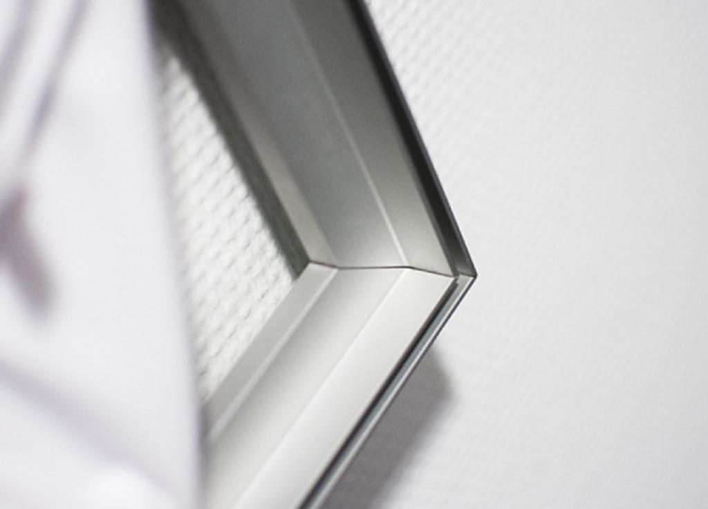 aluminium textielframes